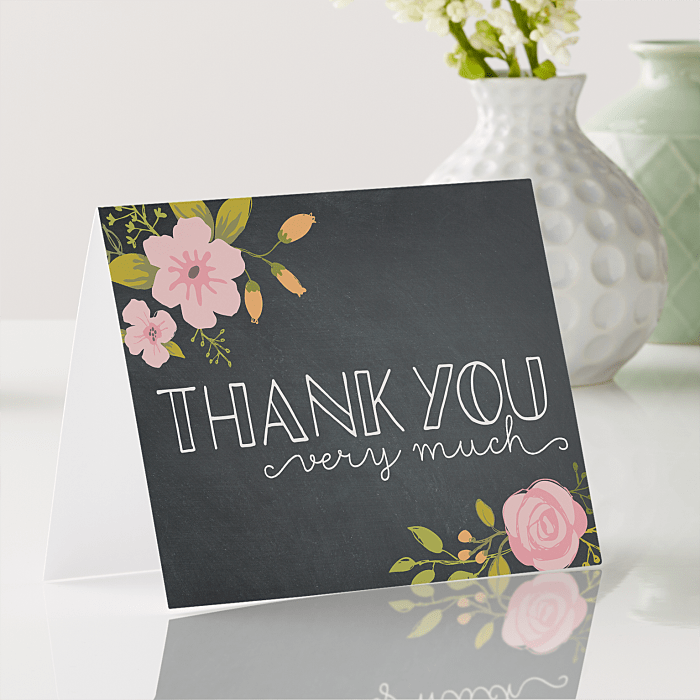 Thank You Cards Wedding Thank You Cards Vistaprint