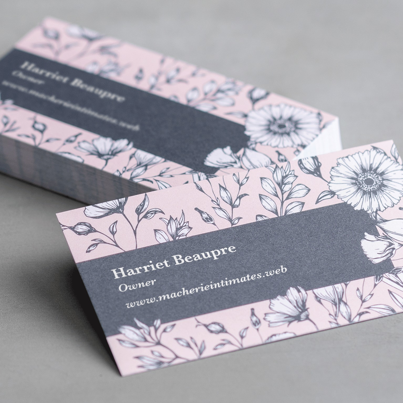 custom recycled matte business cards  vistaprint