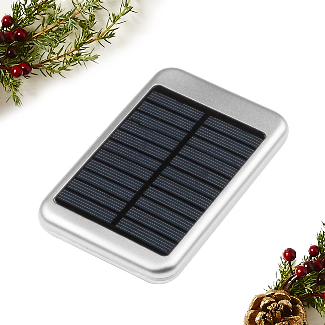 Solar phone charger employee gift idea