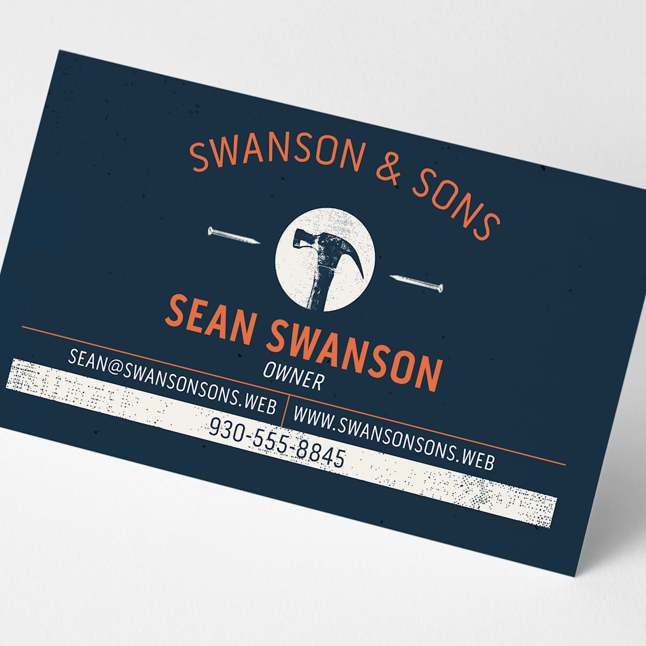 Custom sticker labels rounded square