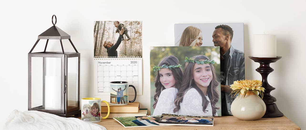 Vistaprint custom photo gifts