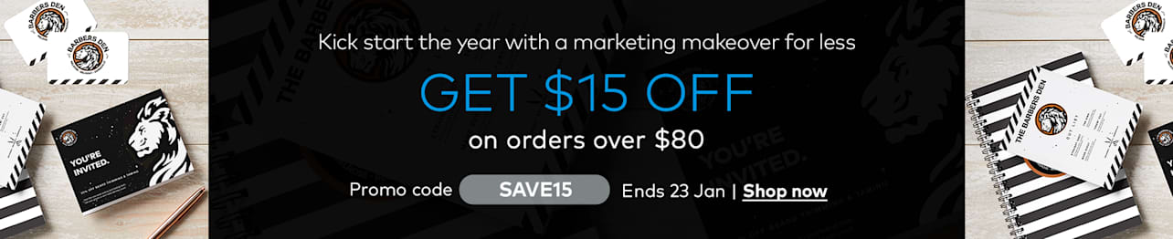 Get $15 off on orders over $80