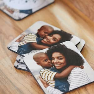 photo coasters photo gifts