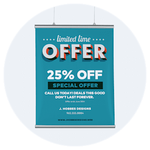 """24x24/"""" Custom Printed GLOSSY Poster YOUR PHOTO POSTER Image picture art"""