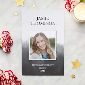 Custom Graduation Invitations with Vistaprint