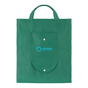 Non-woven foldable tote bags
