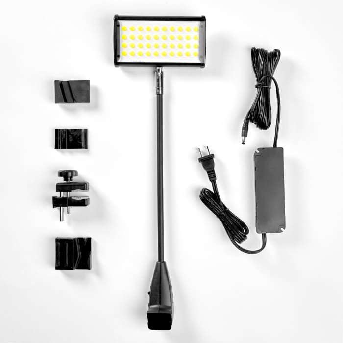 Pop Up Tradeshow Display LED Light