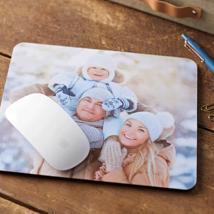mouse pads photo gifts