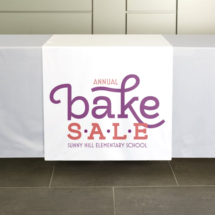 Custom tablecloth,s  Logo tablecloth,  Custom table covers,  Logo table cover, Custom tablecloth with logo,  Custom printed tablecloth,  Table cover for tradeshow,  Vistaprint tablecloth,  Personalized tablecloth