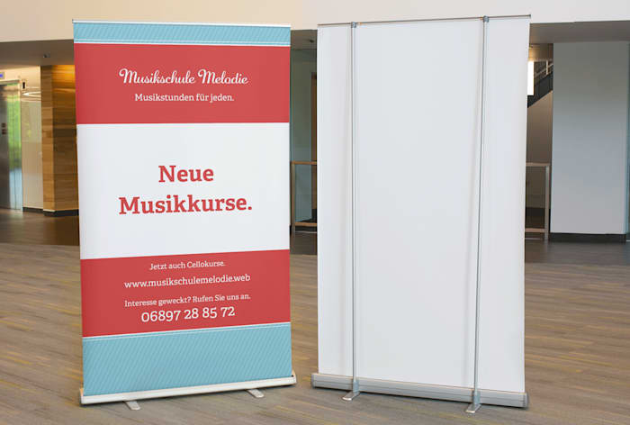 Roller Banners Roll Up Pop Up Banner Printing Vistaprint