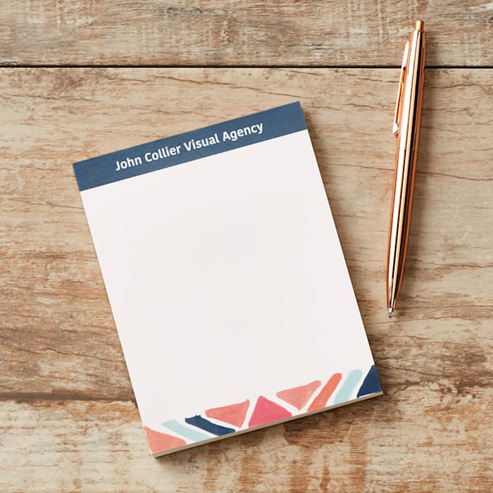 Personalised Notepads Memo Pads