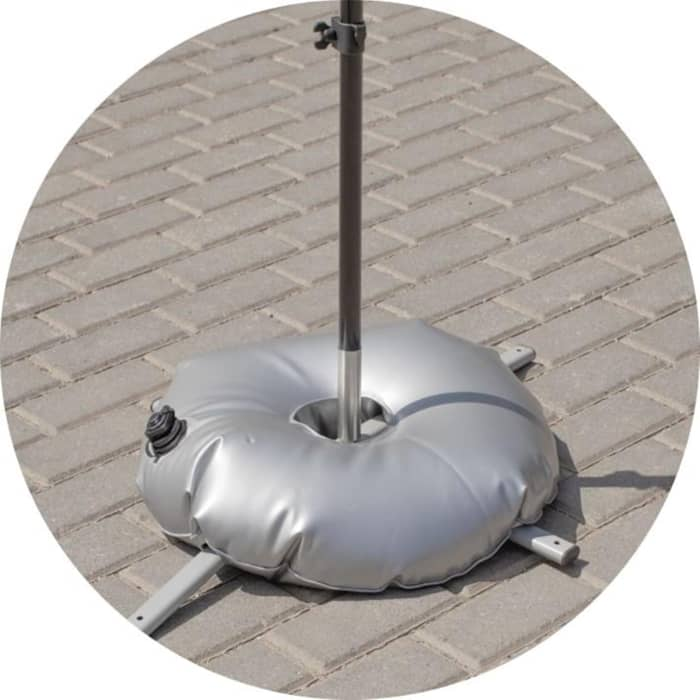 Events Perfect for Businesses etc! Tire Base for Advertising Pole Festivals