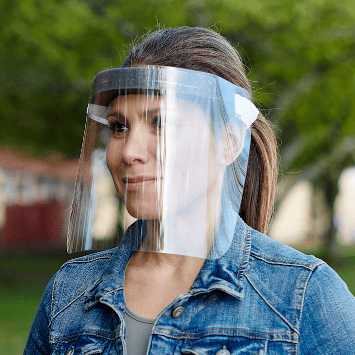 Vistaprint Face Shield