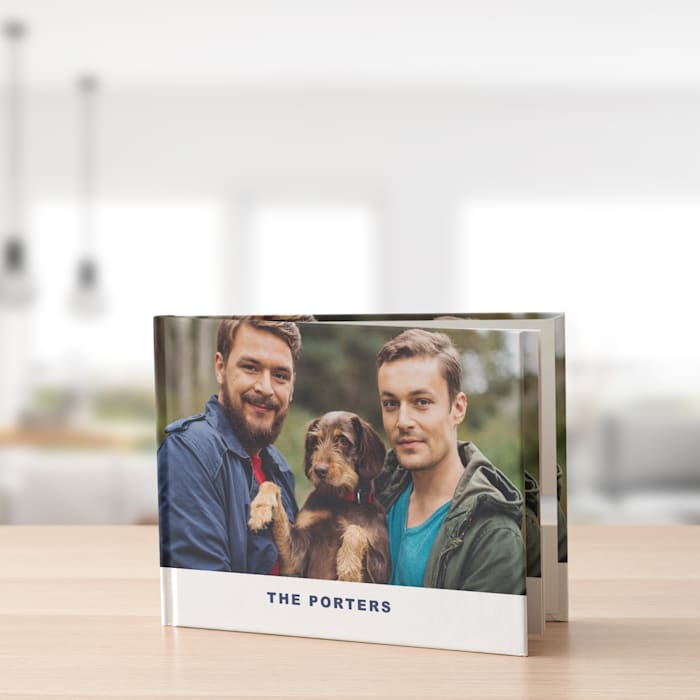 Custom photo books