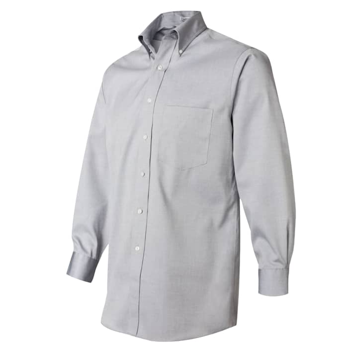 Van Heusen Non-Iron Pinpoint Oxford Shirts