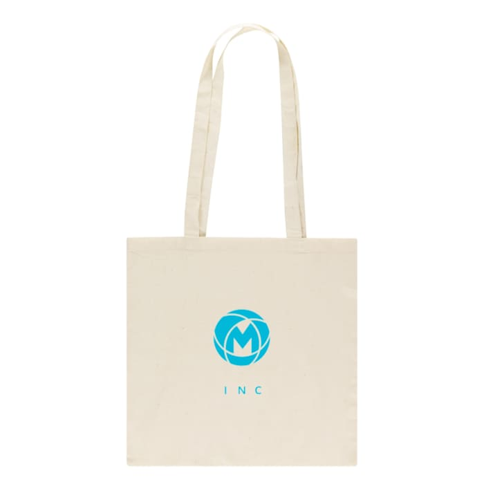 Basic cotton tote bags