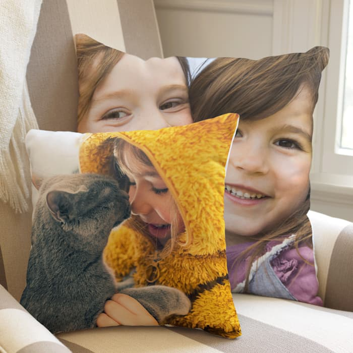 Custom pillows, Make your own pillow, Personalized pillows, Photo pillow, Custom throw pillows, Custom pillow size