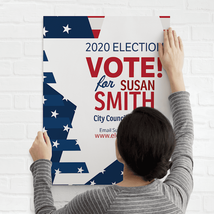 custom election posters