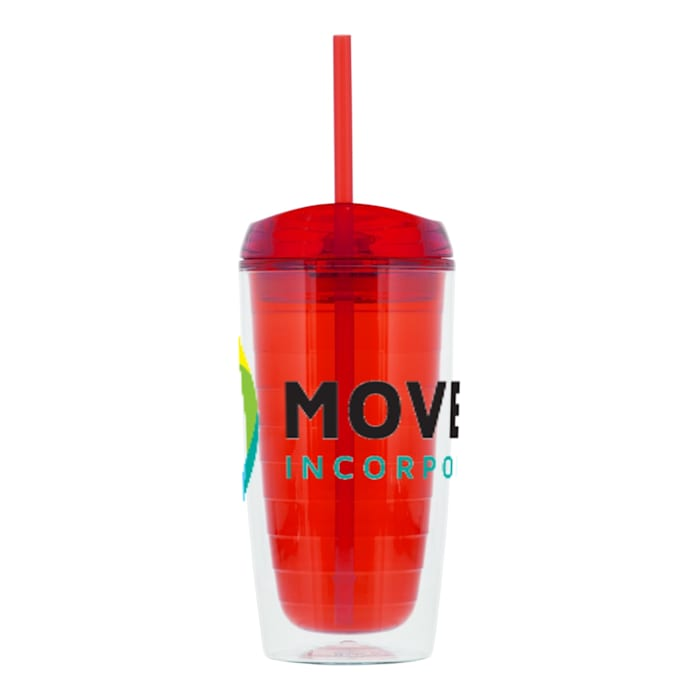16 oz. Custom Printed Tumblers
