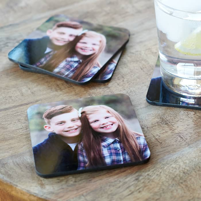 Picture coasters