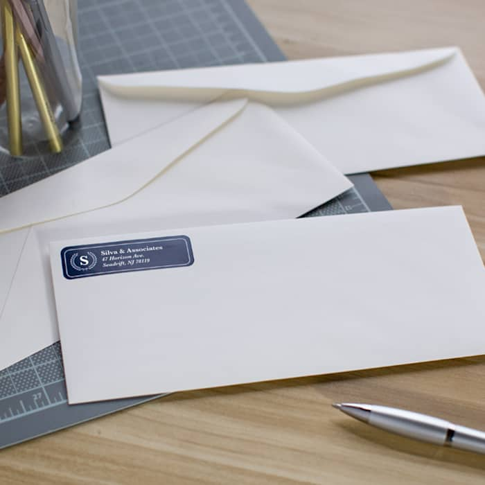 color envelopes