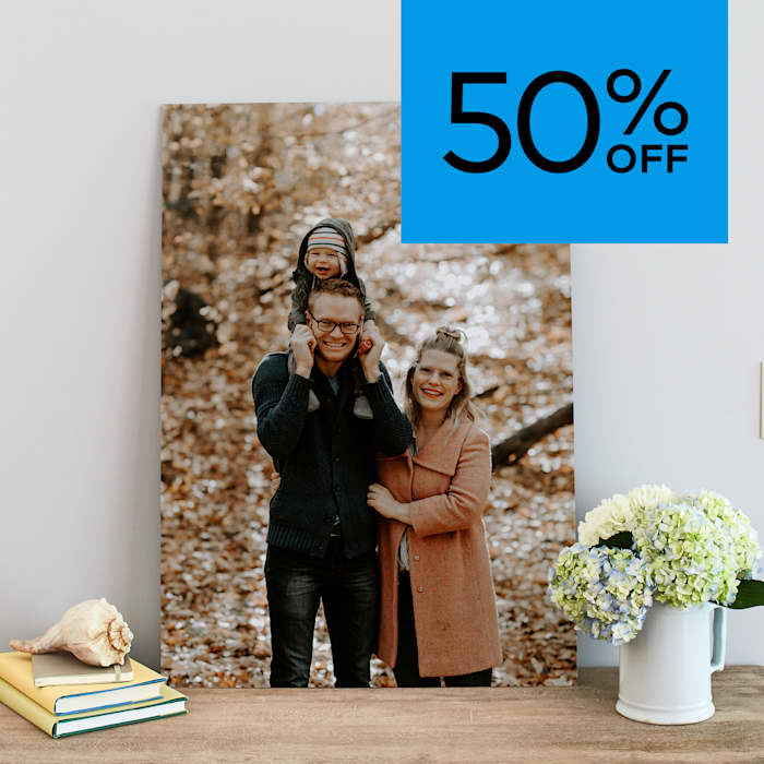 50% off foam boards