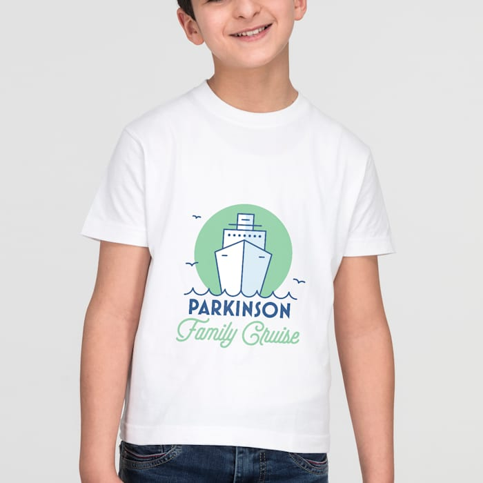 Custom Kids' T-shirts