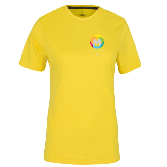 Elevate Nanaimo Womens Short Sleeve TShirt
