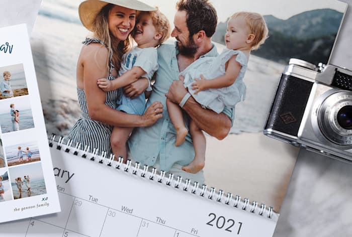 Personalised Calendars to Thank Your Customer