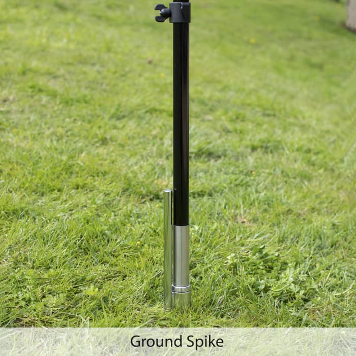Ground spike