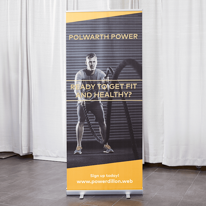Pull up Banners