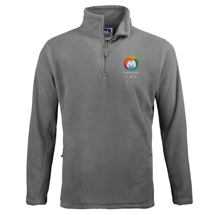 Russell™ Quarter Zip Outdoor Fleeces