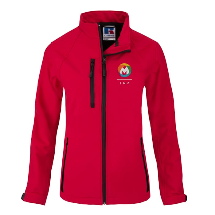 Russell™ Ladies Softshell Jackets