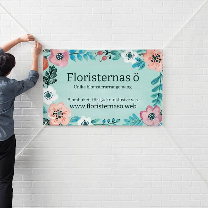 Vistaprint - Fabric Banner