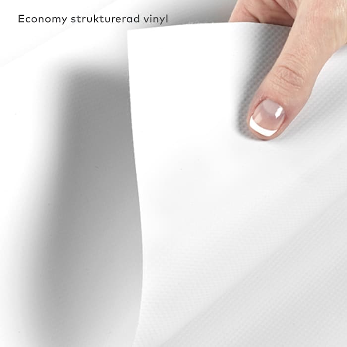 Economy strukturerad vinyl roll-up