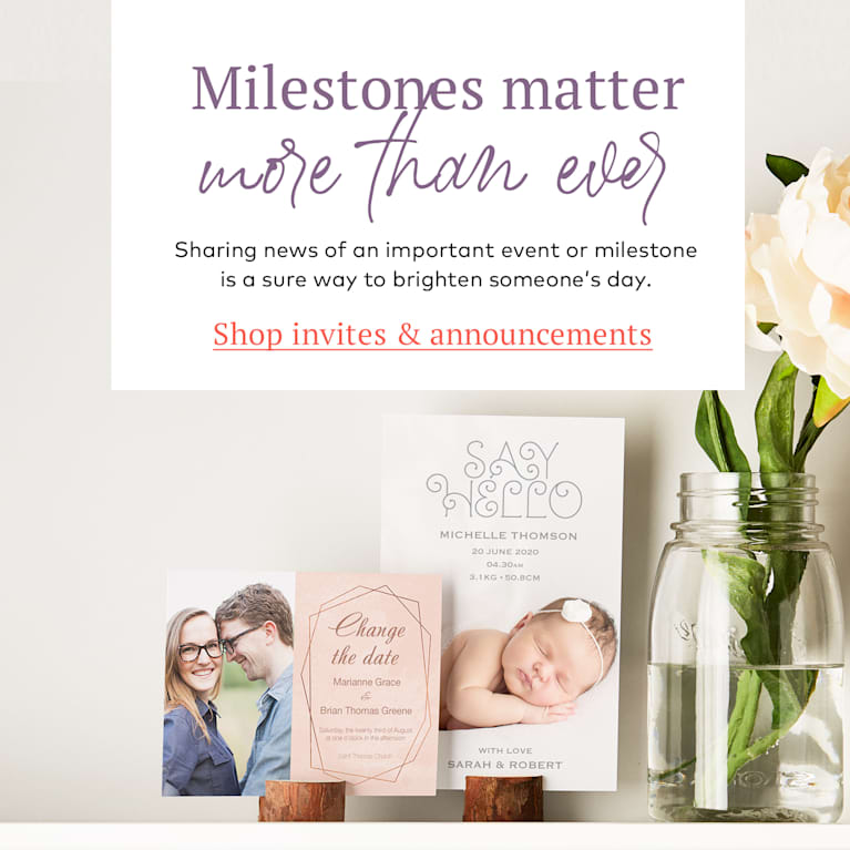 Milestones matter more than ever