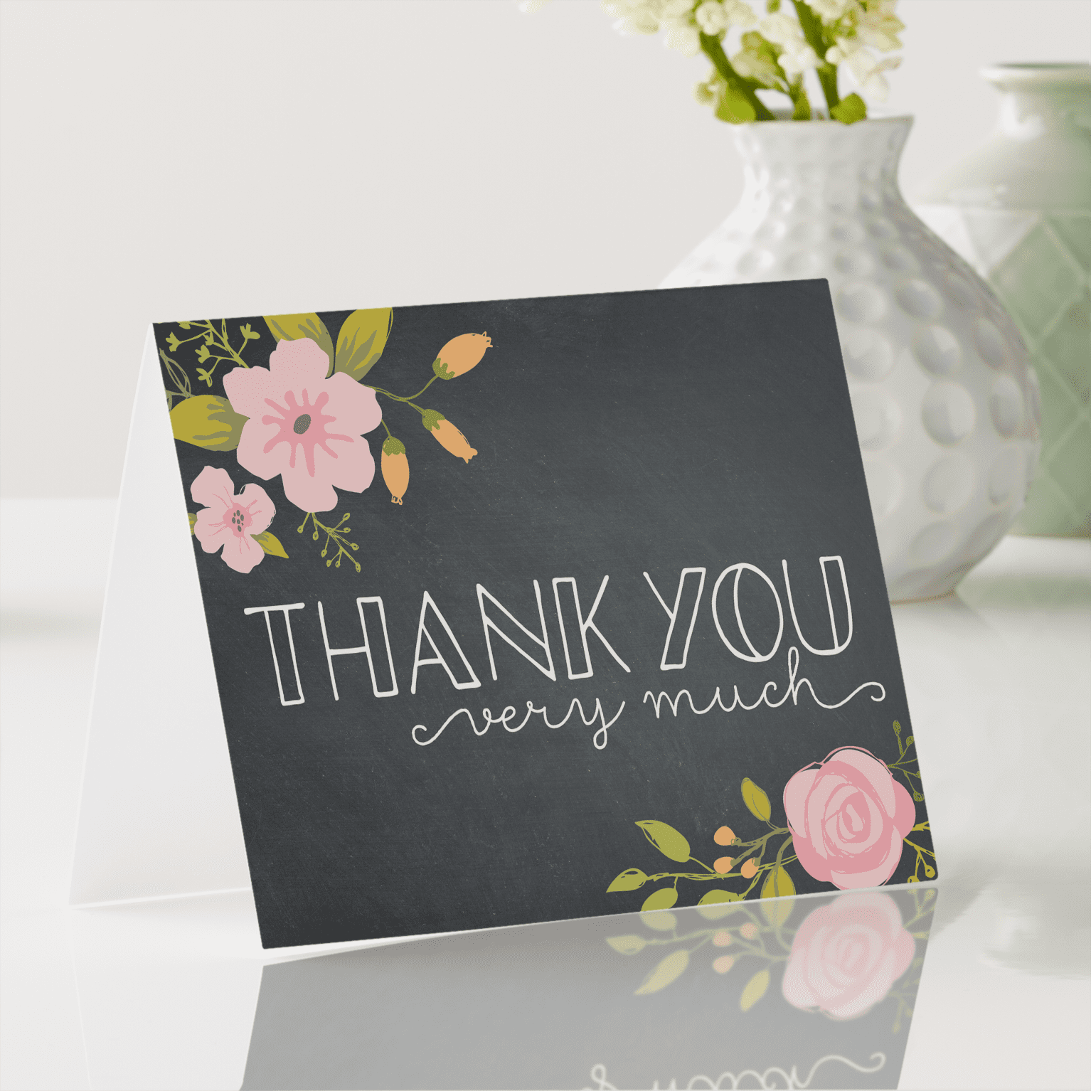 Photo Thank You Cards Vistaprint