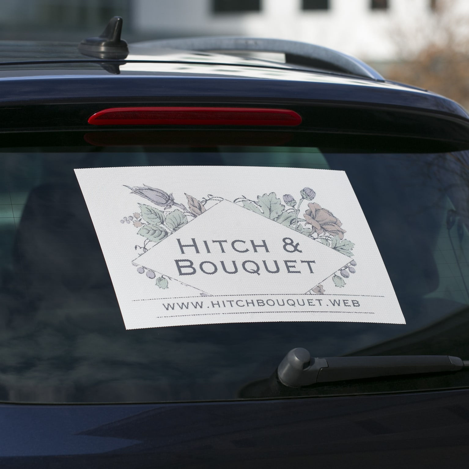 Car Window Decals Create Custom