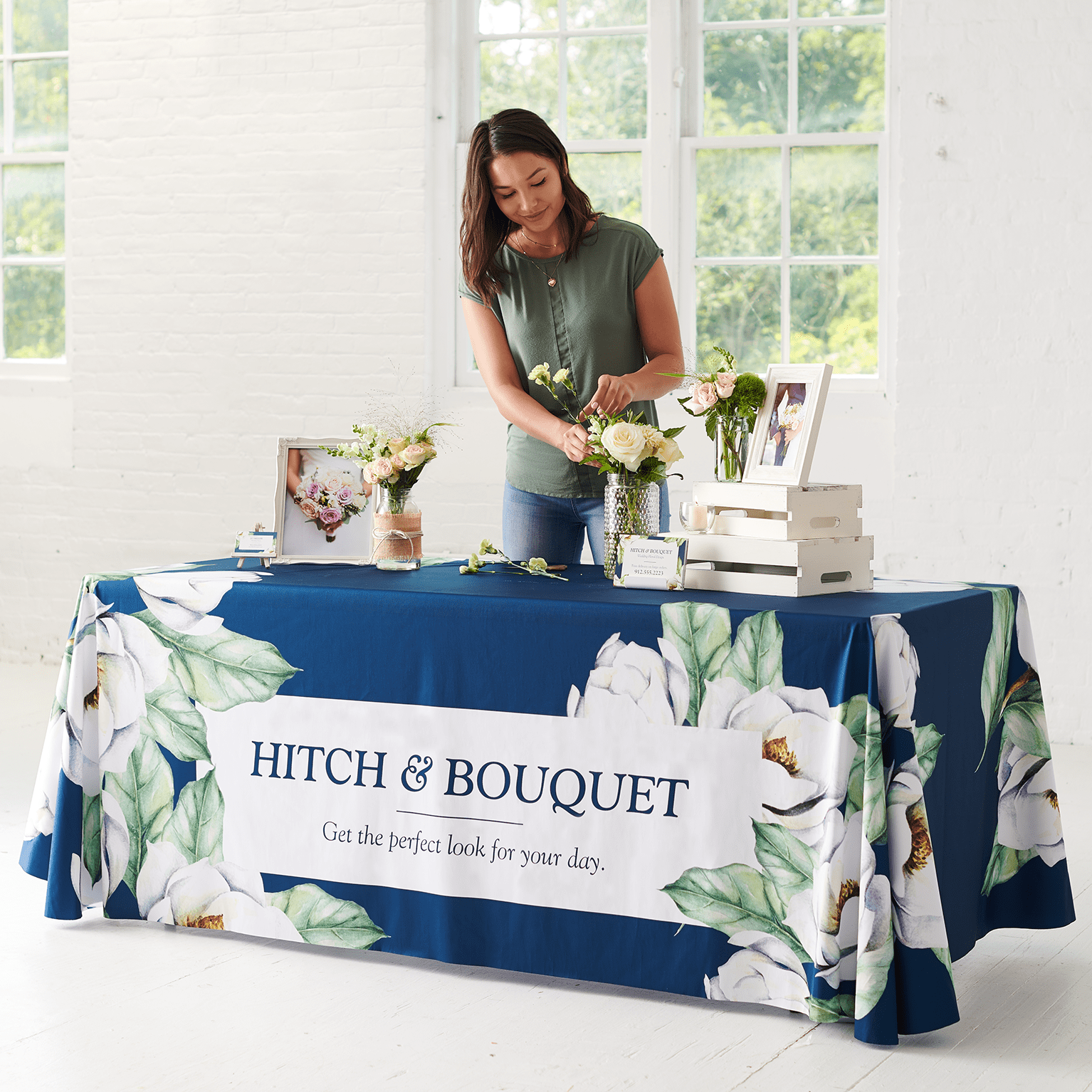 Custom Tablecloths Personalized