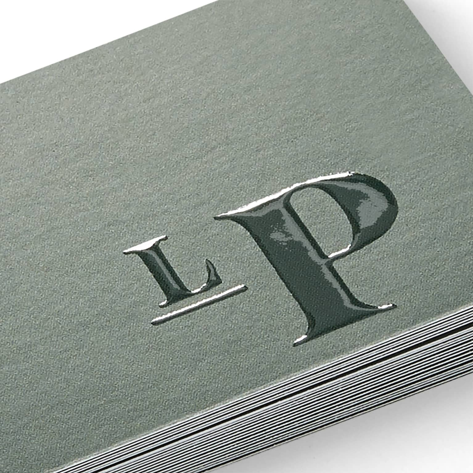 Embossed Gloss Business Cards Vistaprint