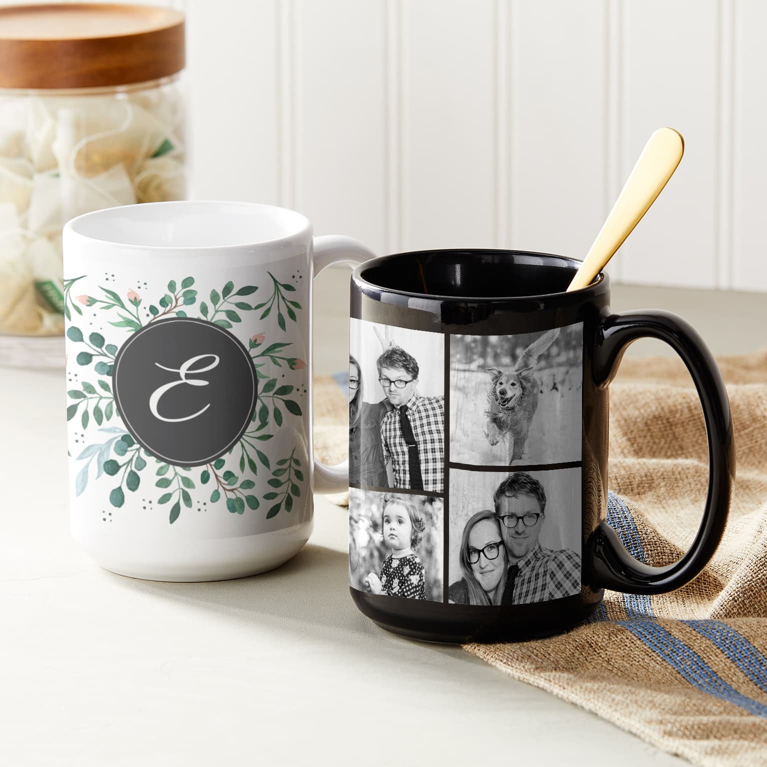 Custom Mugs Personalized Coffee