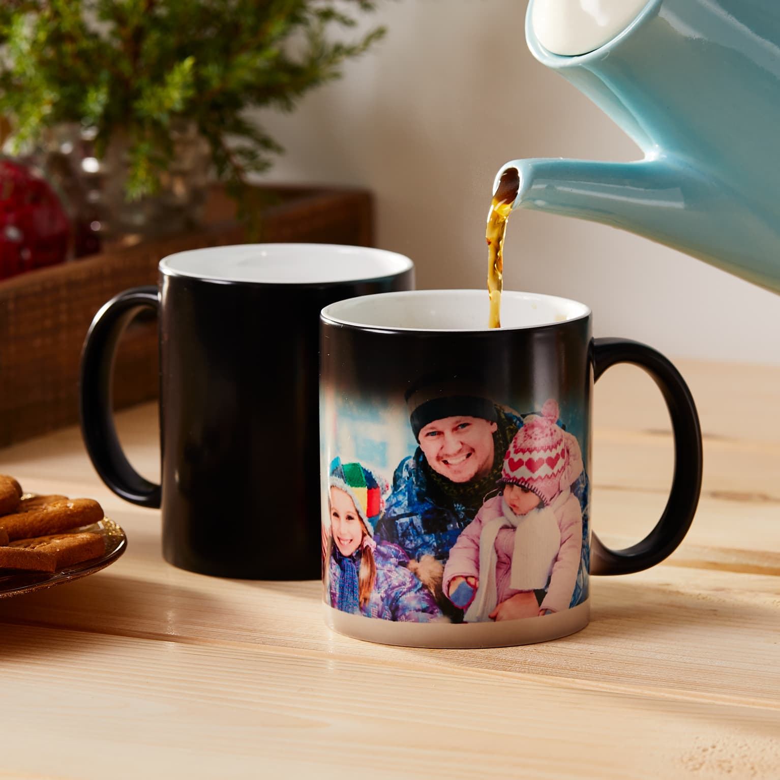 Color Changing Mugs Magic