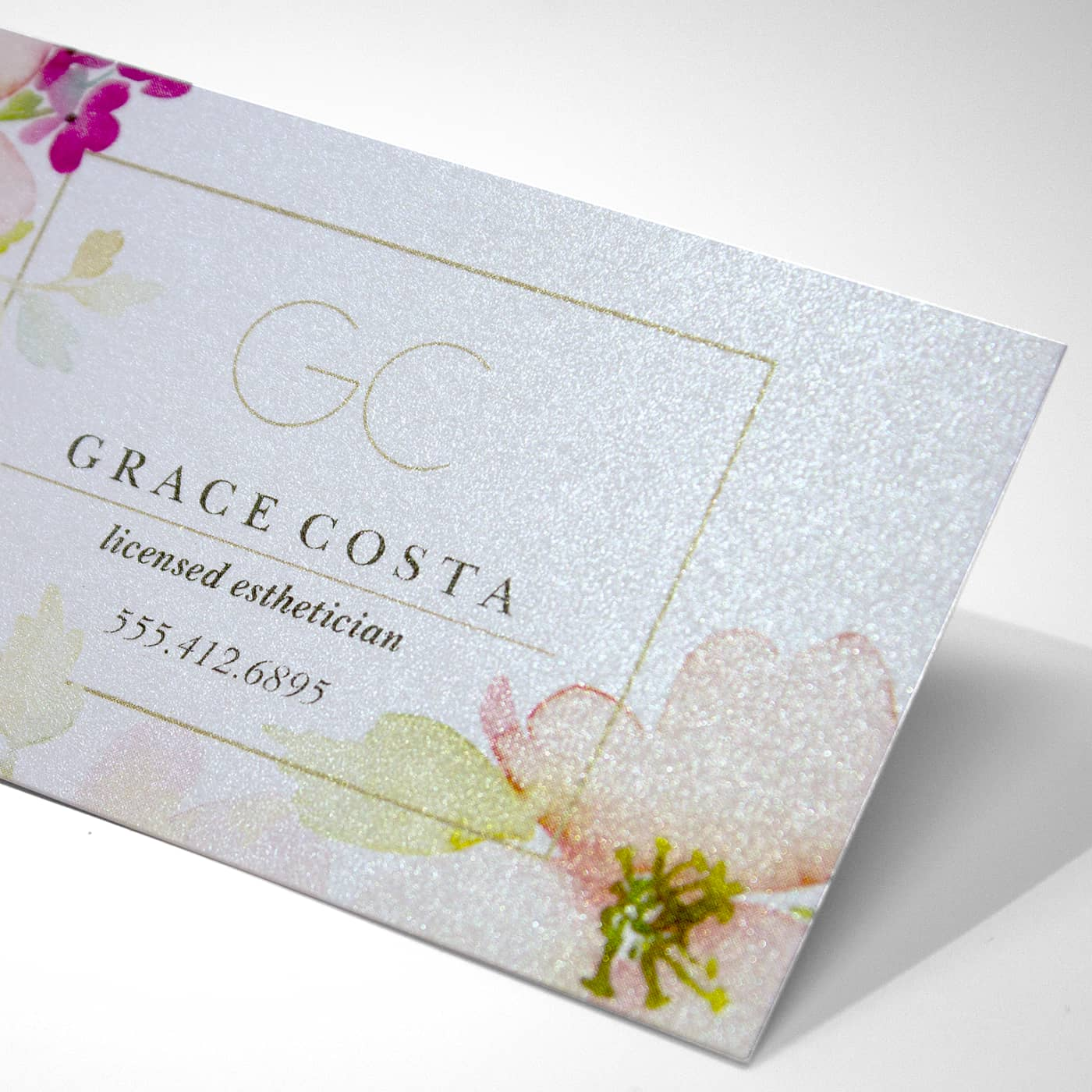 Pearl business cards