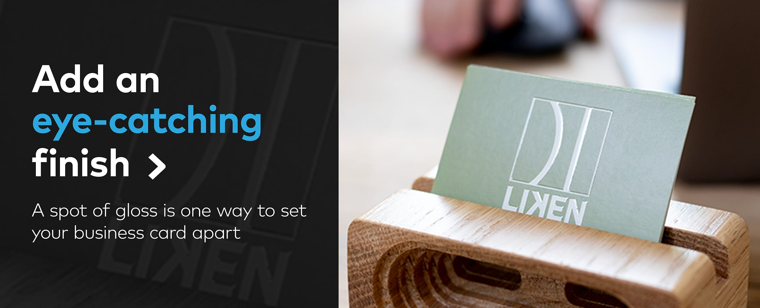 Vistaprint: business cards, flyers, banners, invitations