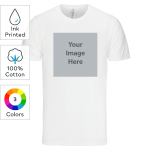 d5a24103bc9 Fruit of the Loom® ink printed heavy cotton HD™ T-shirts