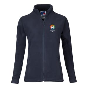 Russell™ Ladies Full Zip Outdoor Fleeces