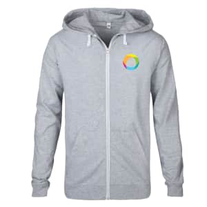 Fruit of the Loom® SofSpun Jersey Full-Zip Hoodie