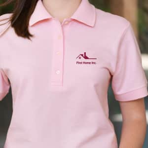 Custom Women's polo shirts