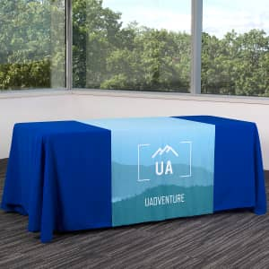 Custom table runners for events