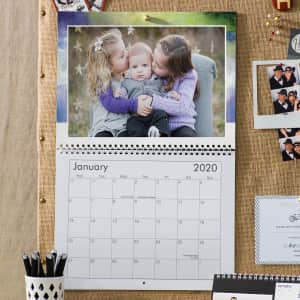 Wall calendars